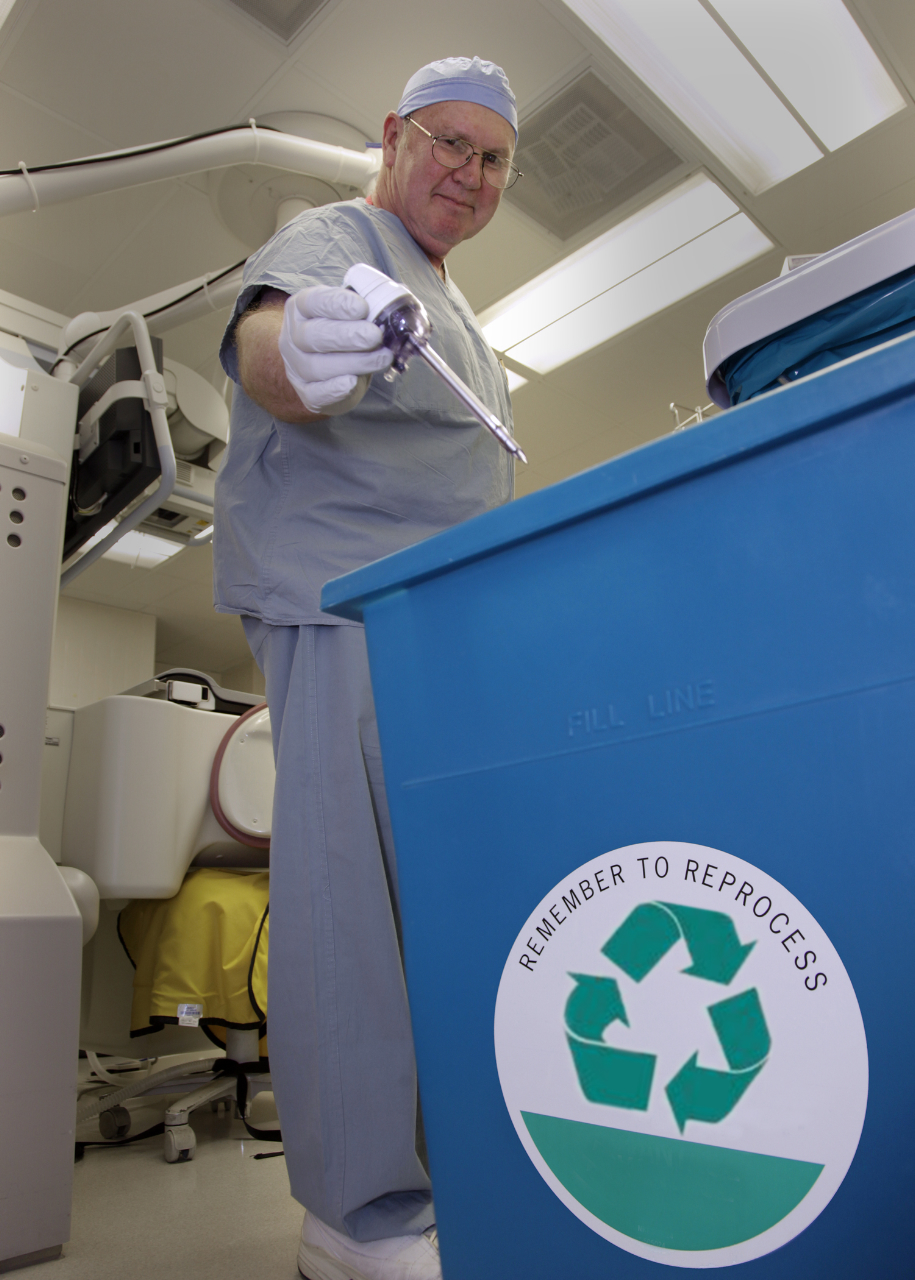 Mercy Saves Local Landfills and Big Bucks