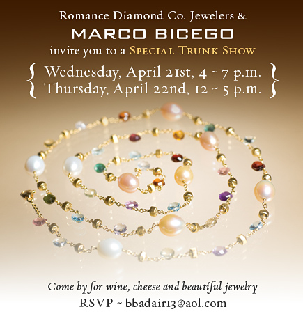 Special Trunk Show This Week!