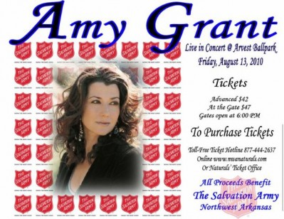 Amy Grant in Concert