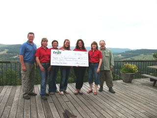 Cargill supports environment through donation to The Nature Conservancy of Arkansas