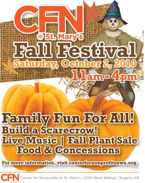 Center for Nonprofits @ St. Mary's Hosts Fall Festival