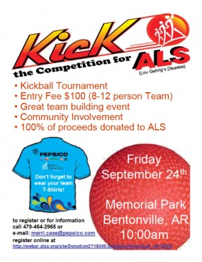 Inaugural Kick the Competition Set for September 24