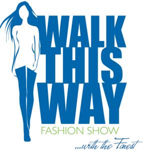 Walk this way fashion show