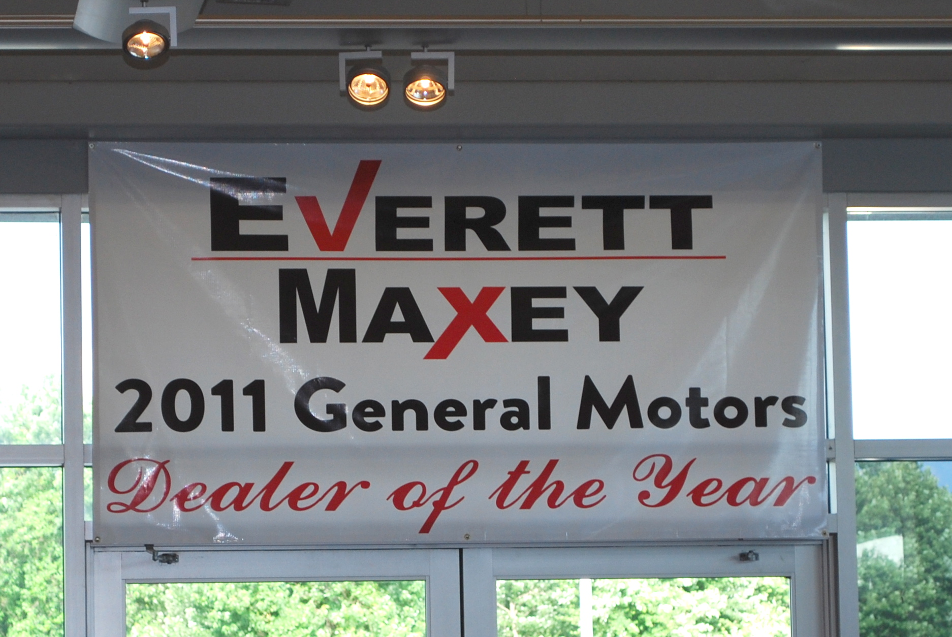 Everett Maxey General Motors Dealer Of The Year 3w Magazine