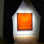 "Mark Rothko, ""No. 210/No. 211 (Orange)"""