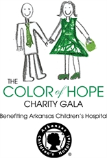 Leadership Change Announced for 2013 Color of Hope Gala Benefiting Arkansas Children's Hospital