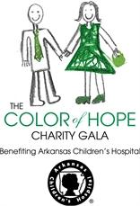 Leadership Change Announced for 2013 Color of Hope Gala Benefiting Arkansas Children's Hospital