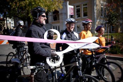 Razorback Regional Greenway Ribbon Cutting