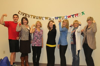 Cancer Survivors Graduate from LIVESTRONG at the YMCA