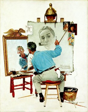 Crystal Bridges Hosts Norman Rockwell Exhibition