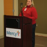Allison Apple, Director of Women and Children's Services at Mercy Northwest Arkansas