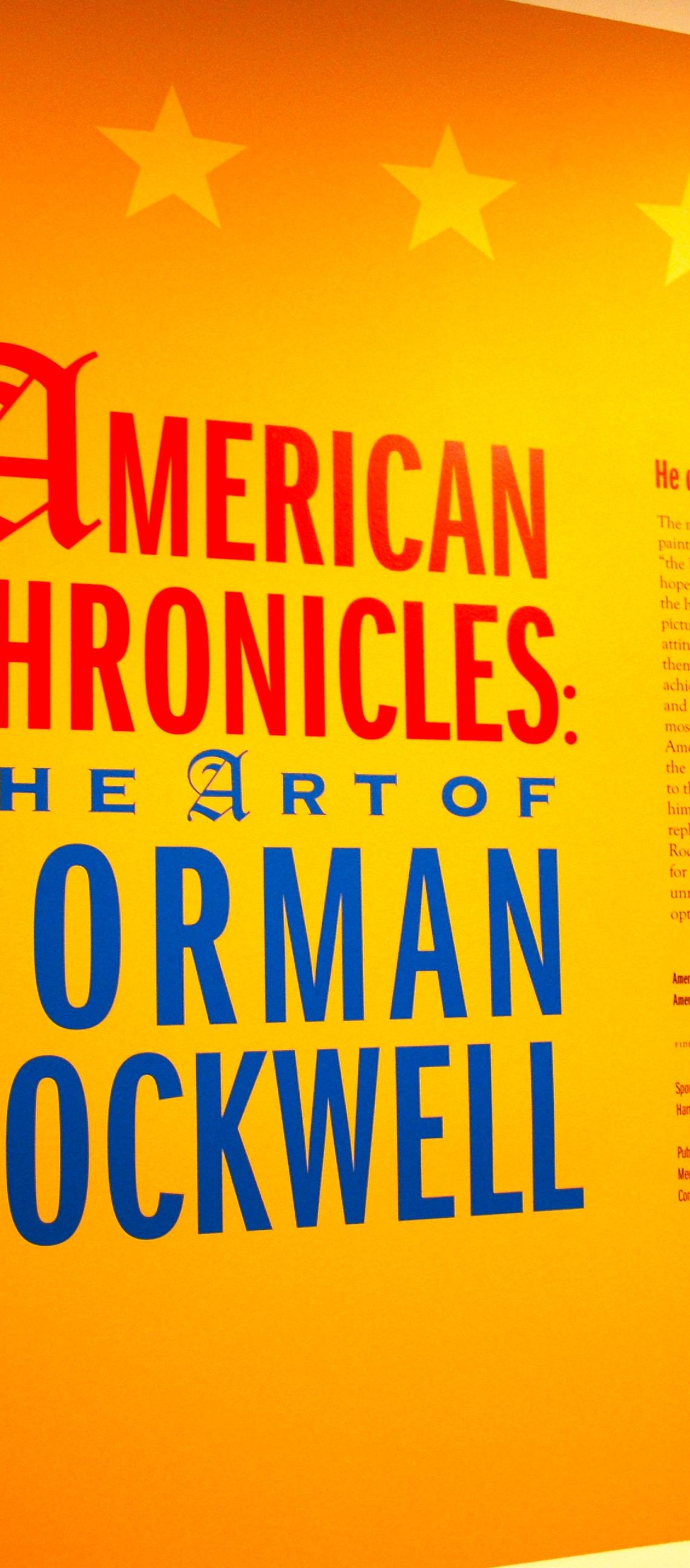 Crystal Bridges Hosts Norman Rockwell Exhibition