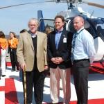 Dr. Larry Weathers, Scott Street, Rod Pace
