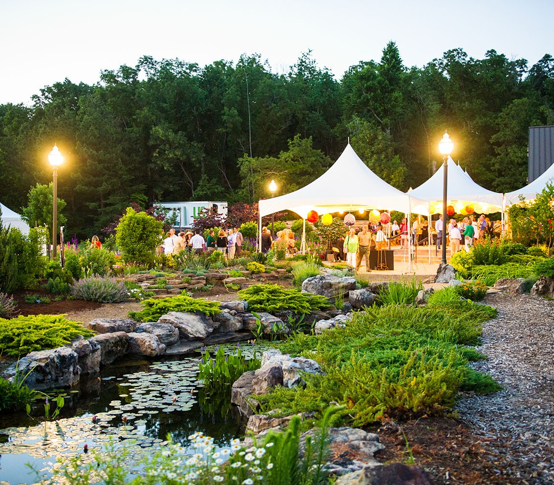 Botanical Garden of the Ozarks Announces Plans for 18th Annual Greening of the Garden
