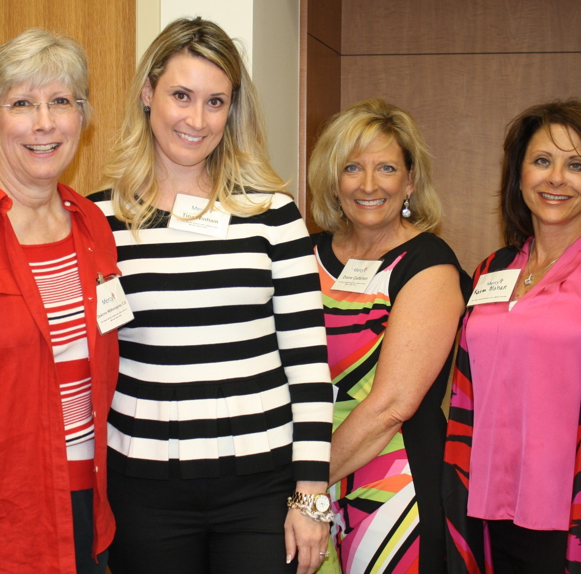 The Susan Barrett Women with A Mission Luncheon