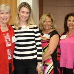 DeAnne Witherspoon, Tina Winham, Diane Callahan, Karen Mahan