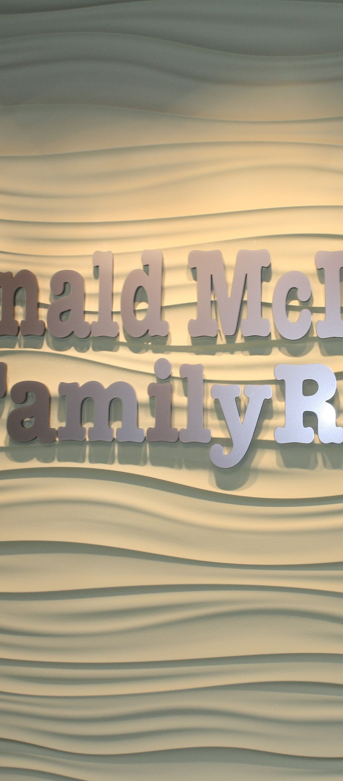 Ronald McDonald Family Room at Mercy NWA is Now Open!