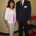 Debra Hobbs and Randy Backstrom