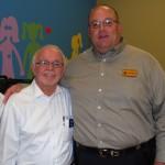 Dick Trammel and Jeff Thacker