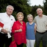 Sid & Kay Davis, Marsha & Jim Davis