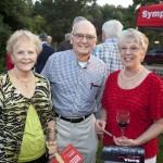 Morriss & Ann Henry with Ann Marie Ziegler