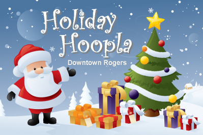 Holiday Hoopla Kicks Off with a Special Guest