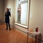 Art Talk with  Della Patteson
