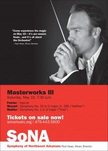 SoNA Masterworks III