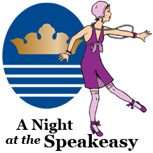 "JARB Presents ""A Night at the Speakeasy"