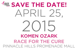 Komen Ozark Holds Race Kick-Off Party