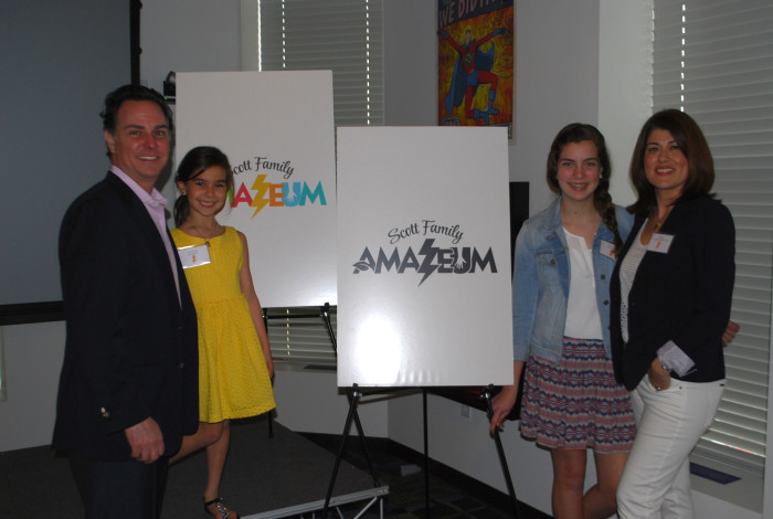 Amazeum Announces Opening Date and New Name