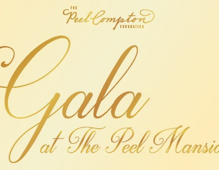 Gala at the Peel Mansion