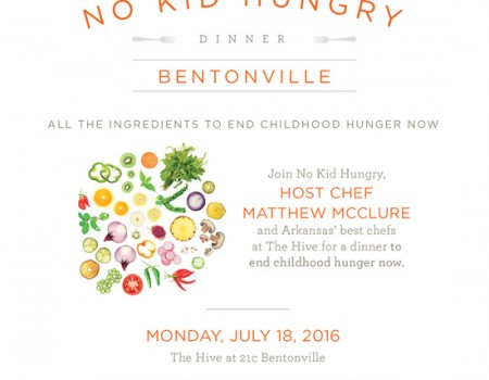 No Kid Hungry Dinner
