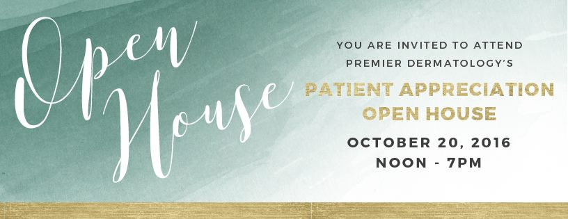 Premier Dermatology Open House