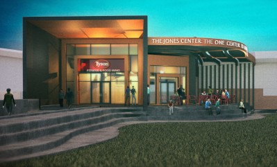 Tyson Foods Donates $750,000 toward The Jones Center Renovation