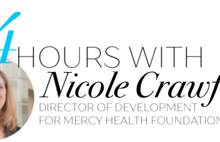 24 Hours with Nicole Crawford