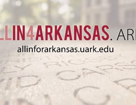 All In for Arkansas