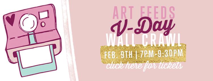 Art feeds wall crawl 3