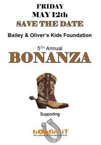 Bailey and Oliver Bonanza