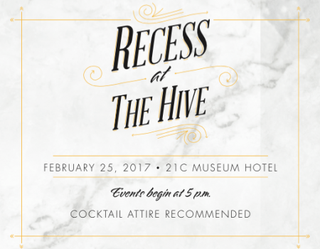 Recess at The Hive