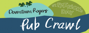Downtown Rogers Pub Crawl