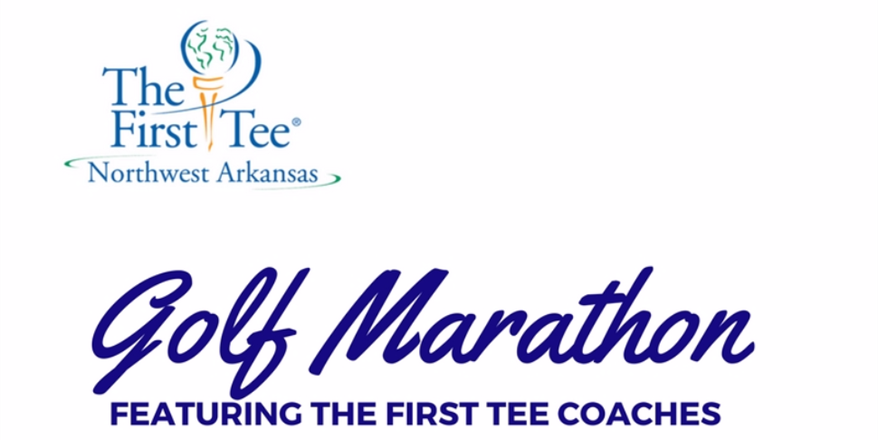 The First Tee of NWA Holds Golf Marathon to Raise $25,000