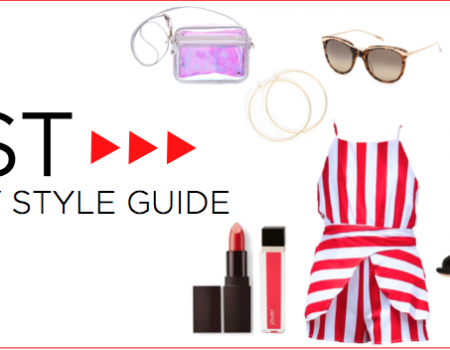 It List: Game Day Style Guide