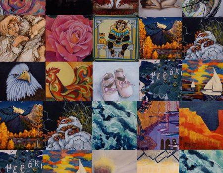 5×5 Art Exhibition