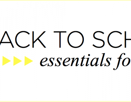 Back to School List: Essentials for Mom