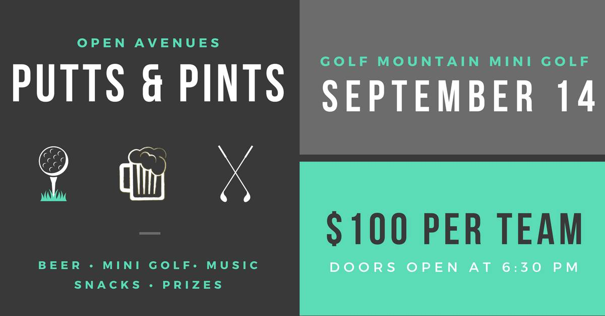 putts and pints 2017