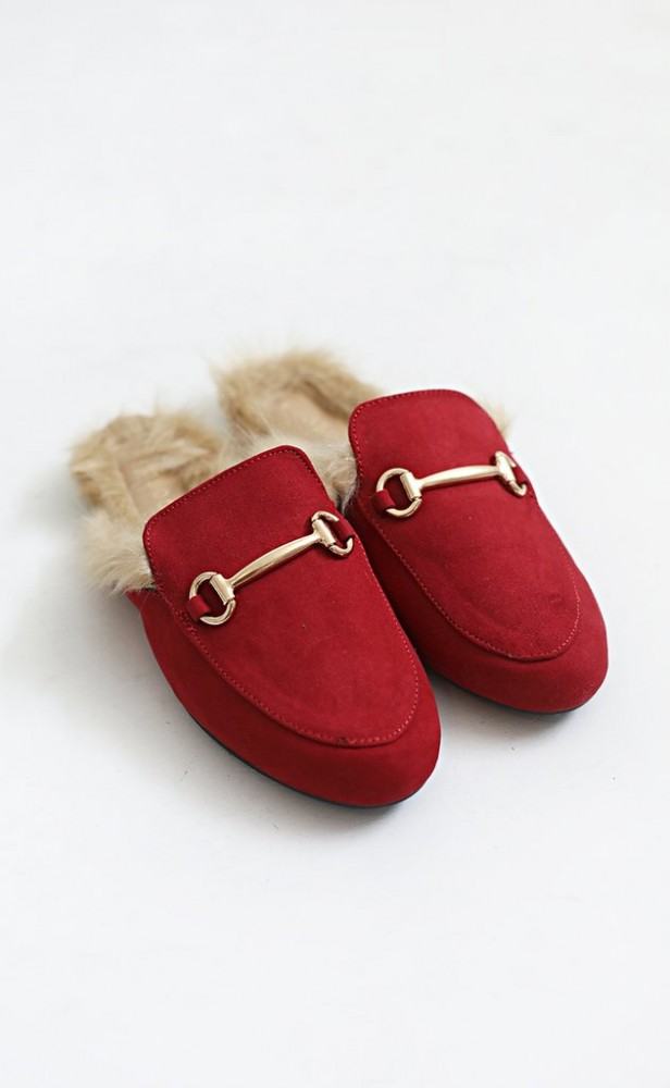 red slides with fr