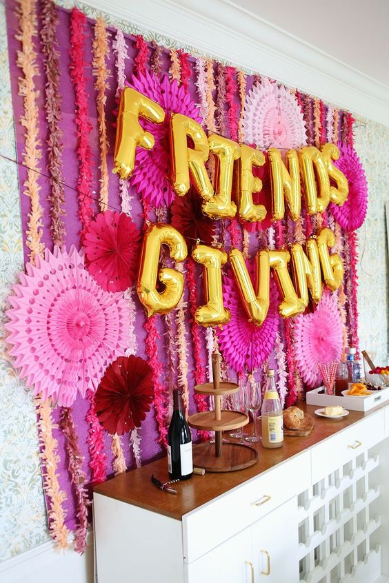 How to Host a Bomb Friendsgiving