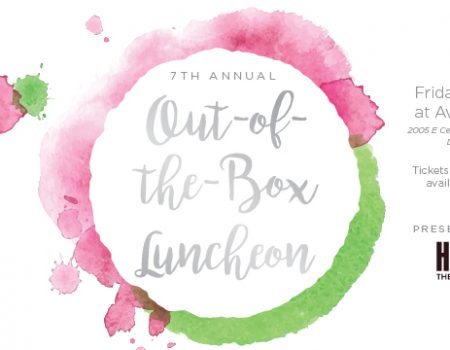 Out-of-the-Box Luncheon