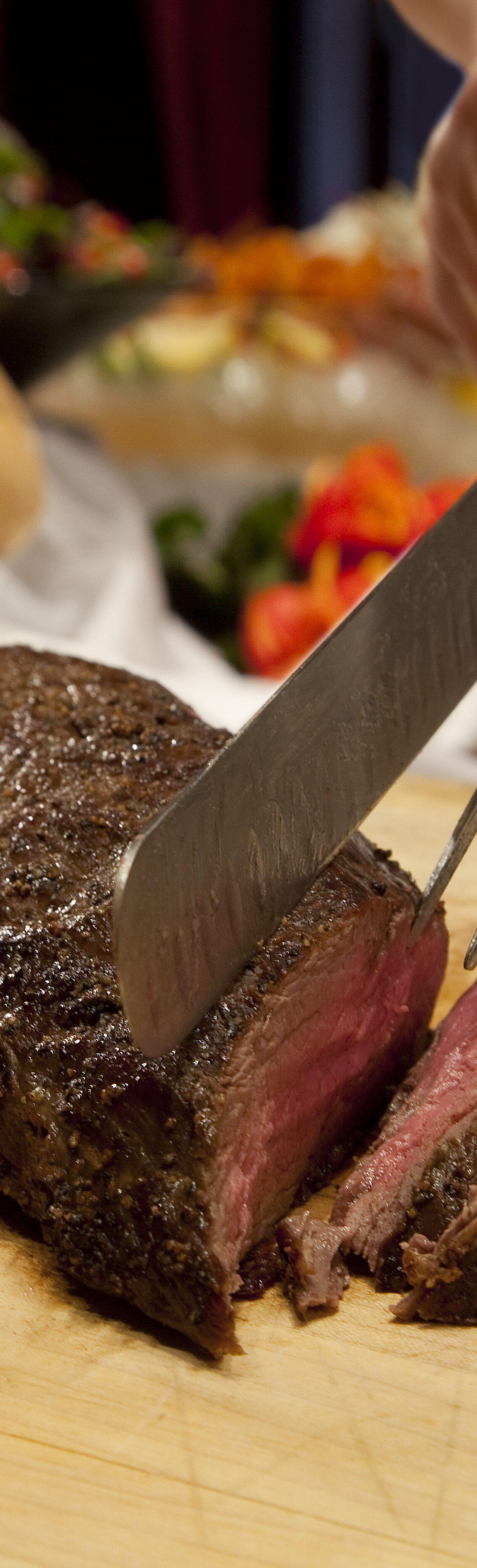 Ruth's Chris Steak House at BITE NW Arkansas